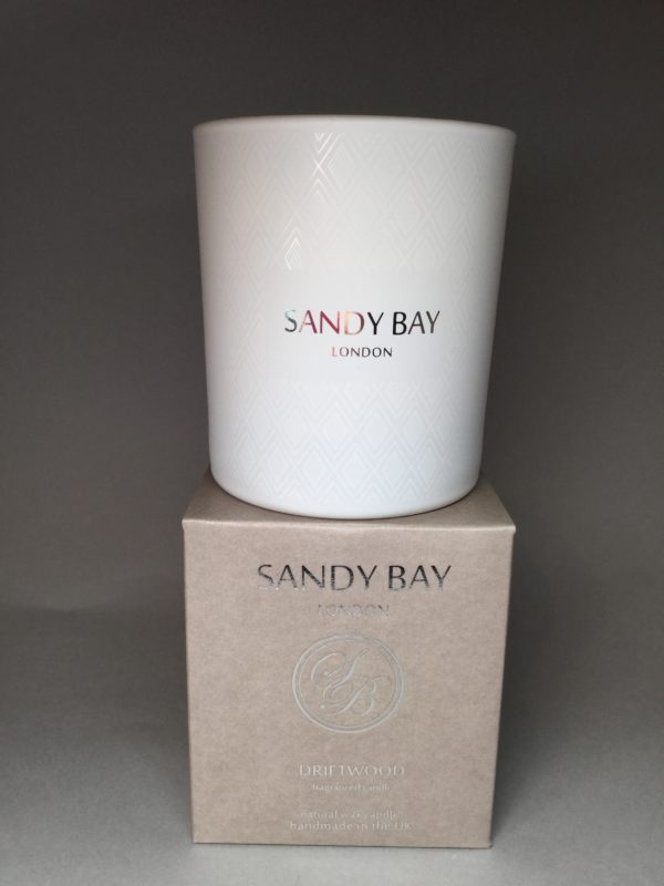 Sandy Bay Collection: Candle: Driftwood