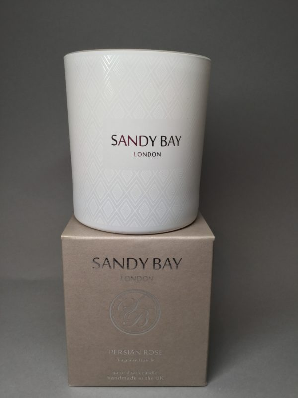Sandy Bay Collection: Candle: Persian Rose