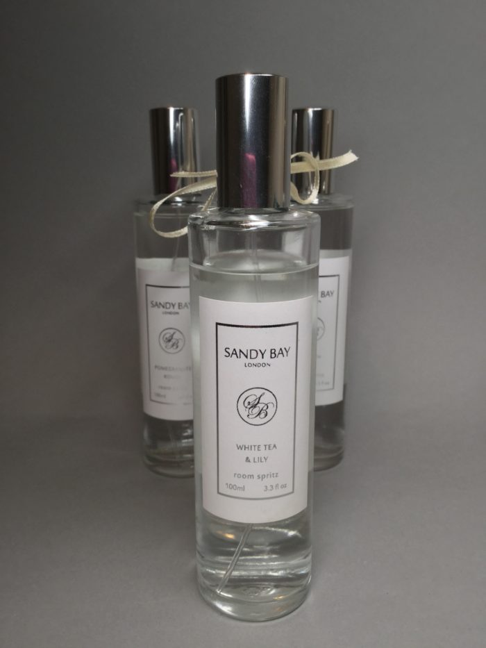 Sandy Bay Collection: Room Spritz: White Tea and Lily