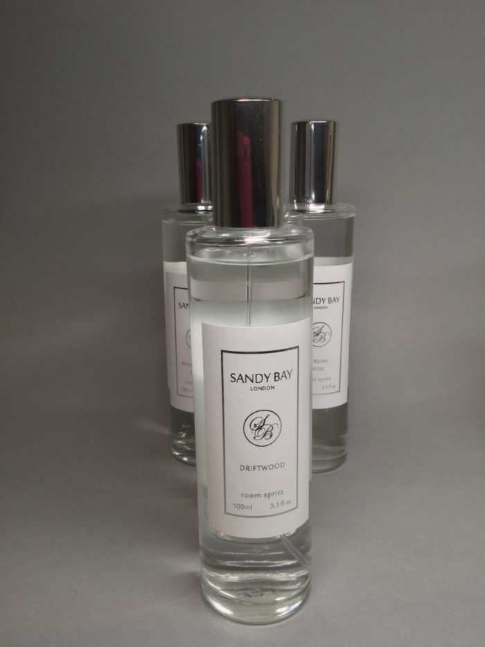 Sandy Bay Collection: Room Spritz: Driftwood