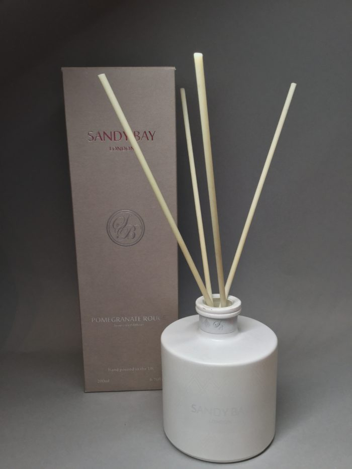 Sandy Bay Collection: Diffuser: Pomegranate Rouge