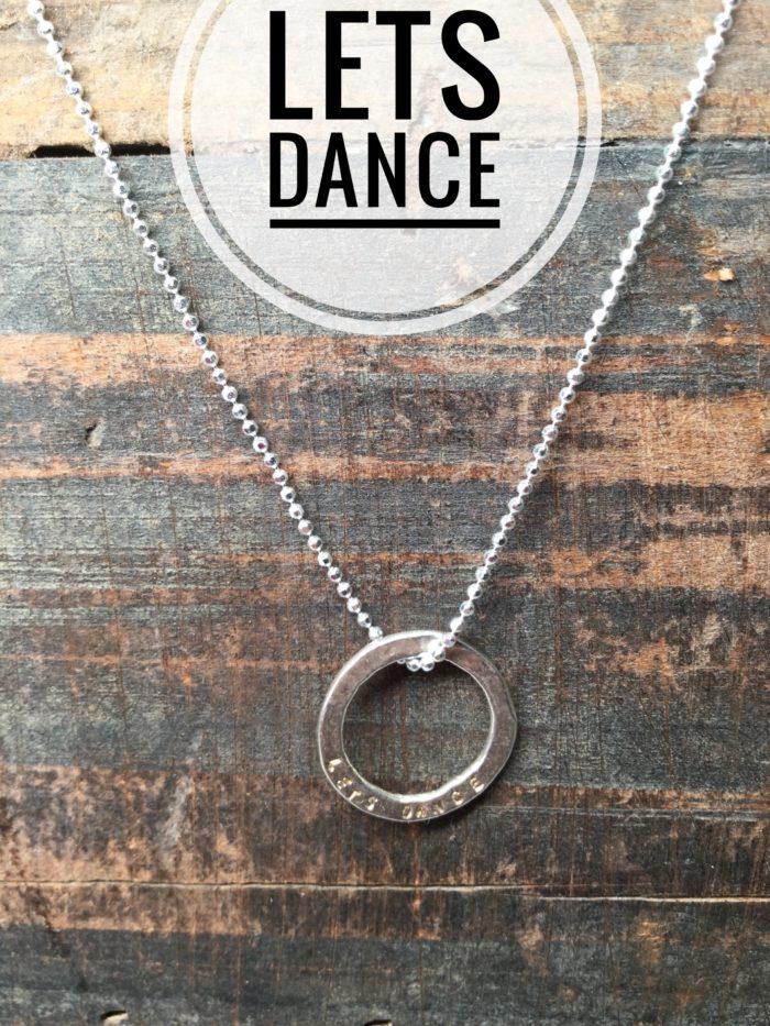 Sterling Silver Necklace Charms, Marlene Hounam: Lets Dance