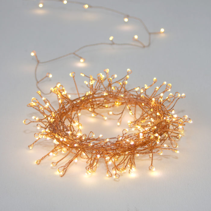 Fairy Lights: Copper Cluster