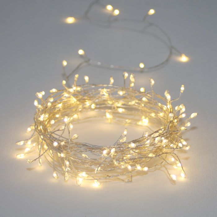 Fairy Lights: Silver Cluster