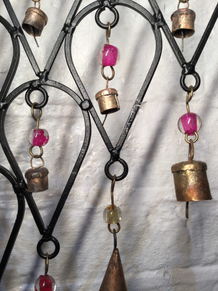 Windchime, Outdoor, Indoor, Bell, Beads