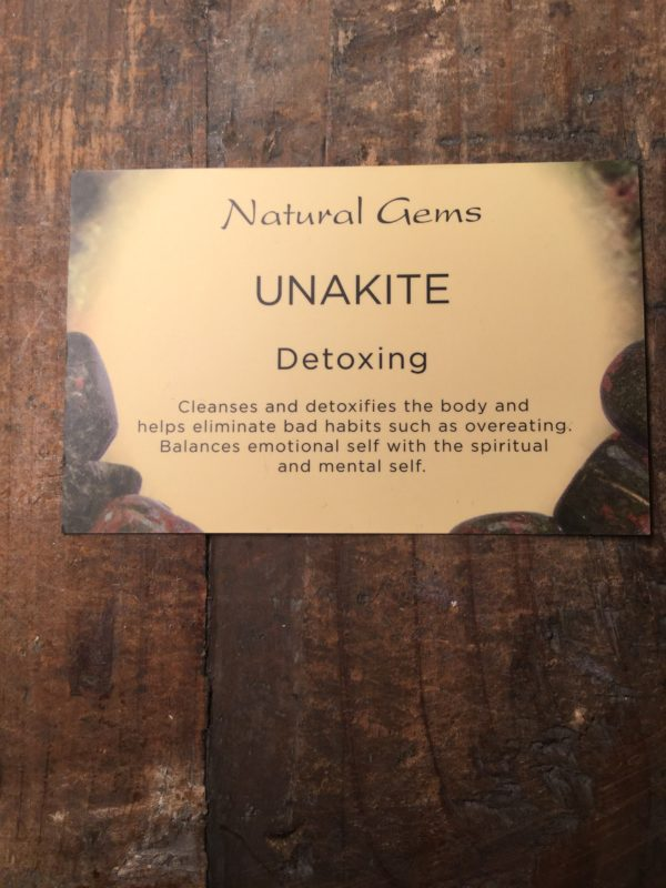 crystal, healing, stones, spiritual, unakite, detoxing