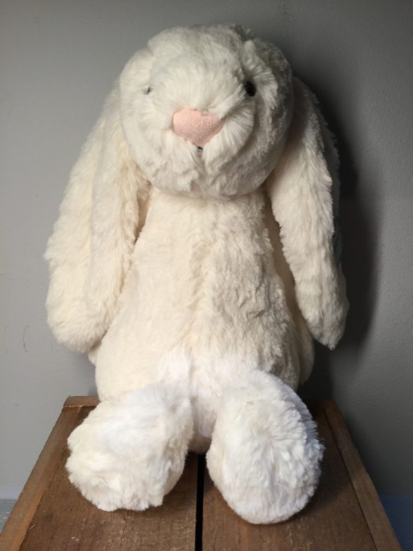 Jellycat, soft toys, baby, children, soft, birthday, christmas, new born, cream, bunny