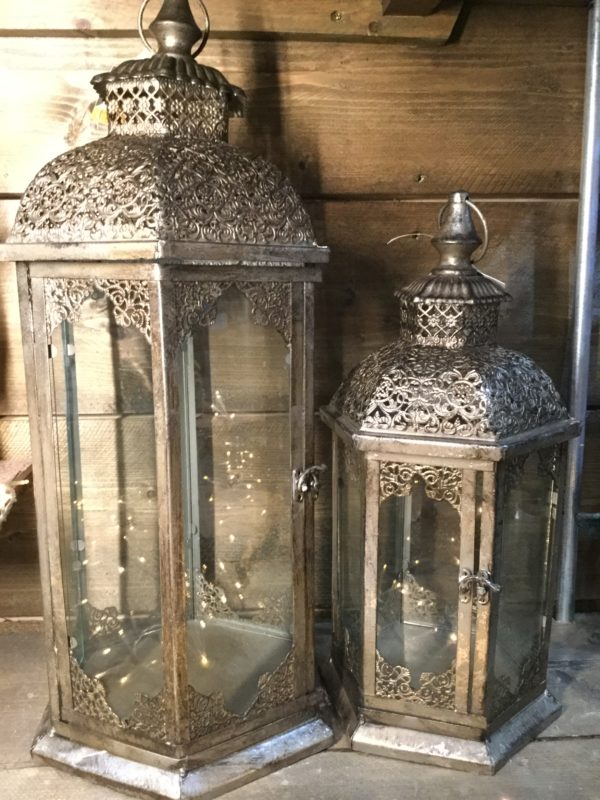 Lanterns, indoor, outdoor, moroccan, fairy lights, candles