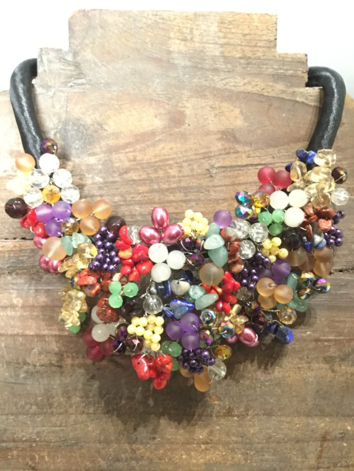 jewellery, statement, flower, floral, style, fashion