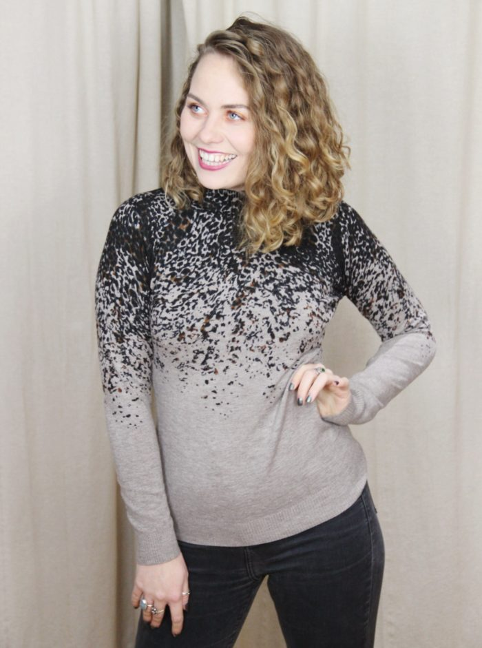 fitted, jumper, patterned, style, winter, fashion