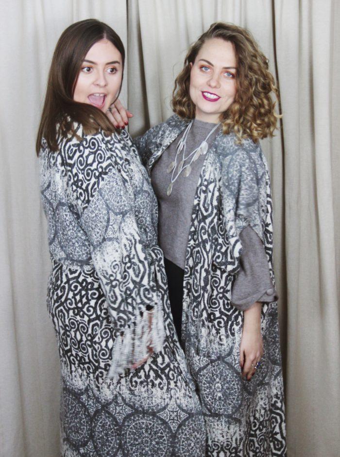 Bohemian, tassel, robe, lounge wear, comfortable, style, fashion, patterned