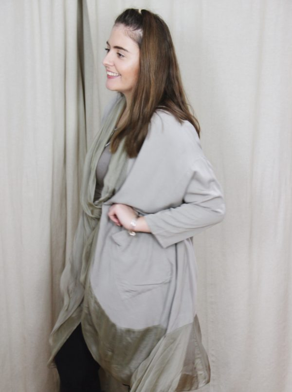 cross over, top, fashion, long, winter, summer, black, oatmeal, taupe