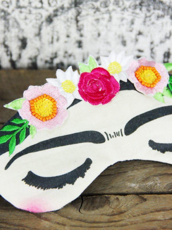 Frida_Kahlo_Eye_Mask_Colourful_Embellished_
