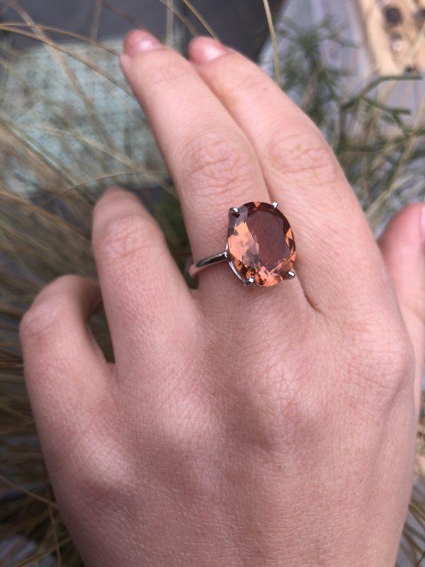 Siberian-Alexandrite-Silver-Ring