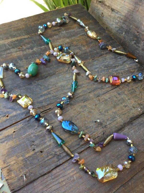 Adalucia-Teal-Amber-Stone-Costume-Necklace