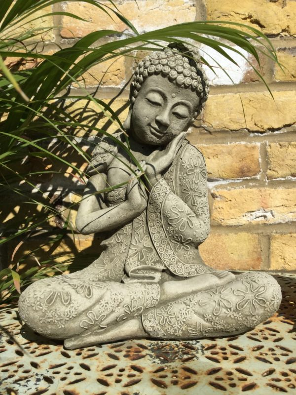 Stone-Buddha-indoor-outdoor