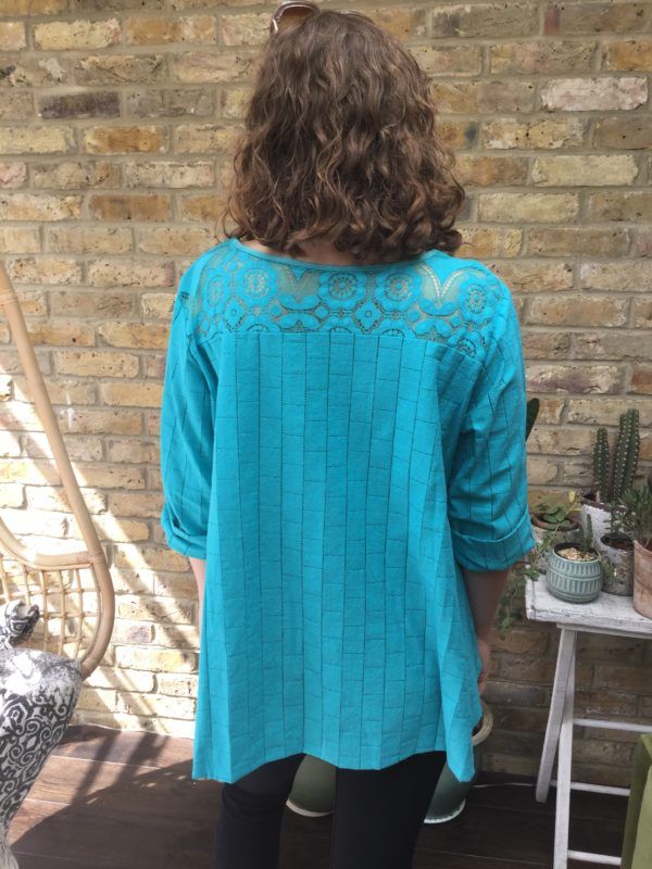 Connie-Top-Lace-Detail-Sleeves-Turquoise
