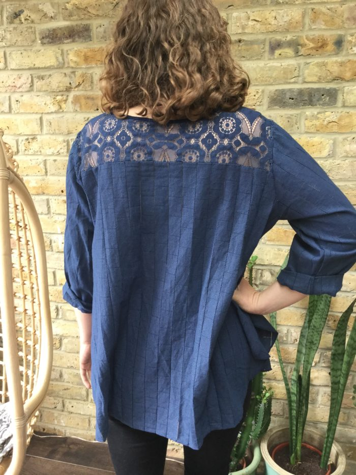 Connie-Top-Lace-Detail-Sleeves-Navy