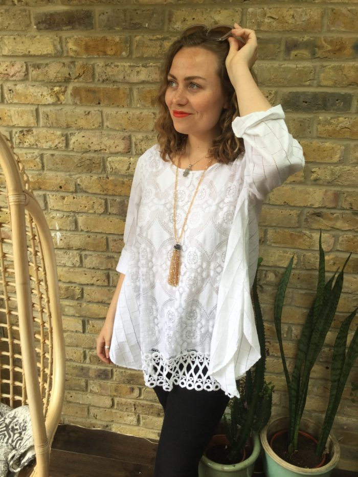 Connie-Top-Lace-Detail-Sleeves-White