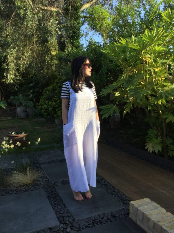 Marina-Dungarees-White-Loose-Fit-Pockets