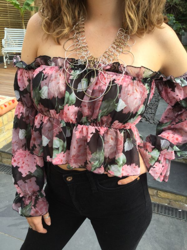 Charlie-Crop-Top-Off-Shoulder-Black-Floral