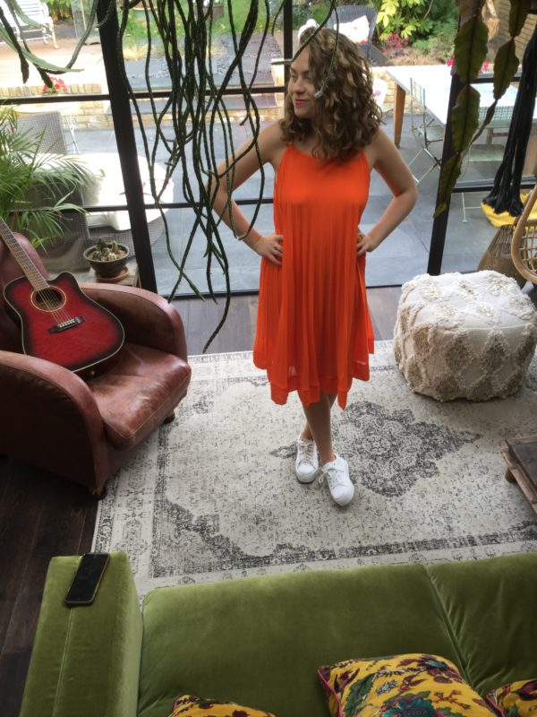 Ascot-Dress-Orange