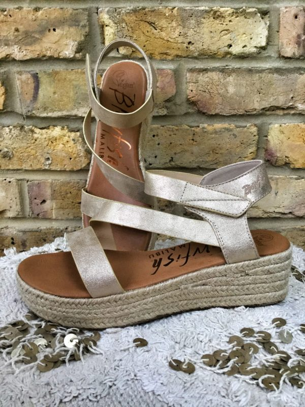 Lover-Rope-Wedges-Gold