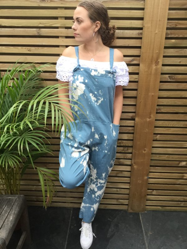 Tommy-Dungarees-Denim-Thanyia-Top-White
