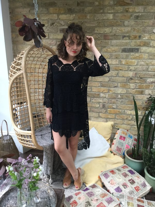 Pool-Party-Top-Black-Over-Dress-With-Sleeves