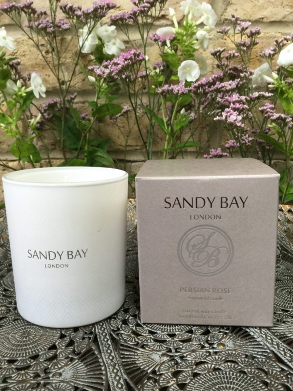 Sandy-Bay-Candle-Persian-Rose